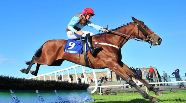 Davy Russell on Kings Dolly