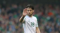 Republic of Ireland midfielder Harry Arter