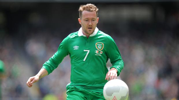 Aiden McGeady has been backed for Irish return