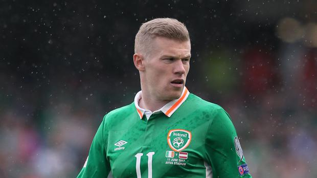 Republic of Ireland winger James McClean is relishing another opportunity to prove himself a match-winner