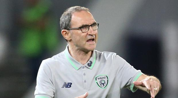 Republic manager Martin O'Neill, pictured, is looking for another big performance at the Aviva Stadium