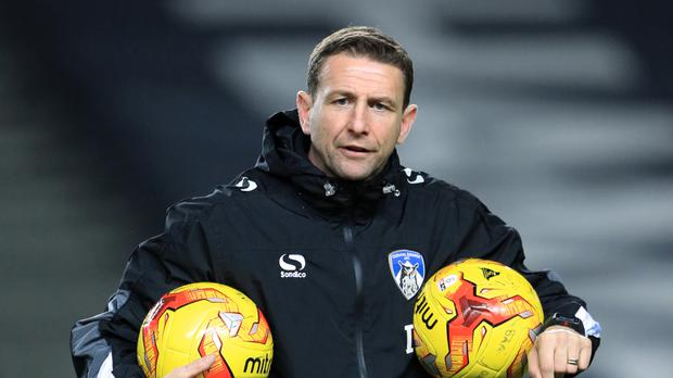 Ian Baraclough has two wins from two as Northern Ireland Under-21s manager
