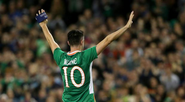 Robbie Keane's international retirement has left the Republic with big boots to fill