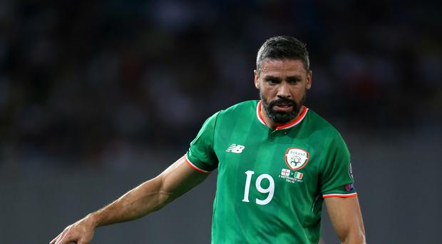 Republic of Ireland's Jonathan Walters is not giving up on his World Cup dream
