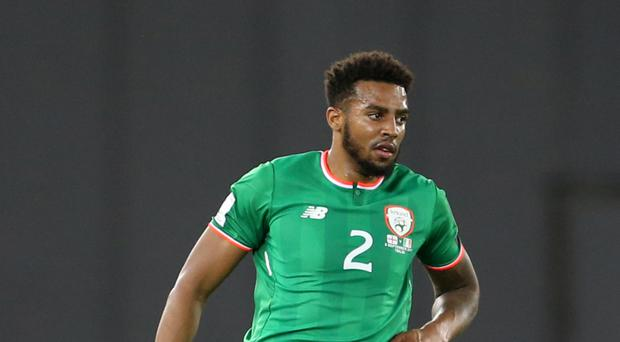 Cyrus Christie has urged the Republic of Ireland to learn from their mistakes