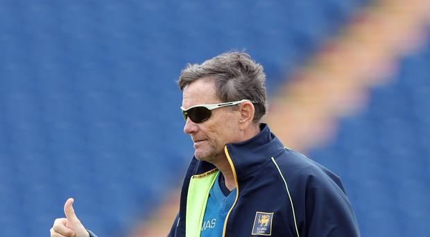 Former Sri Lanka and South Africa head coach Graham Ford is to take charge at Cricket Ireland