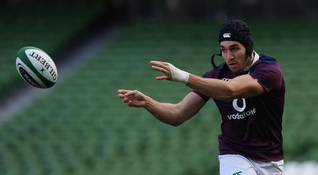 Ultan Dillane scored a try for Connacht against Southern Kings