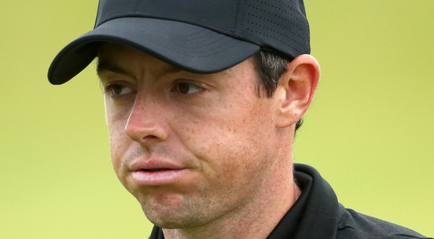 McIlroy bids to survive as reigning FedEx Cup title holder at the BMW Championship in Conway Farms, Illinois. Photo: PA