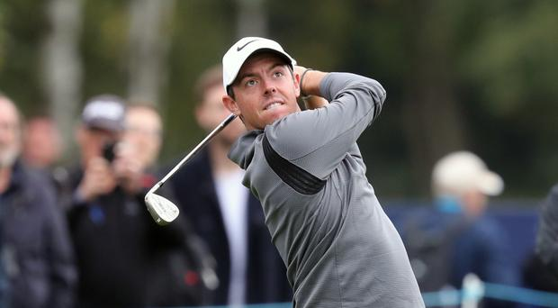Rory McIlroy had to add an event to his schedule to maintain his playing rights on the European Tour