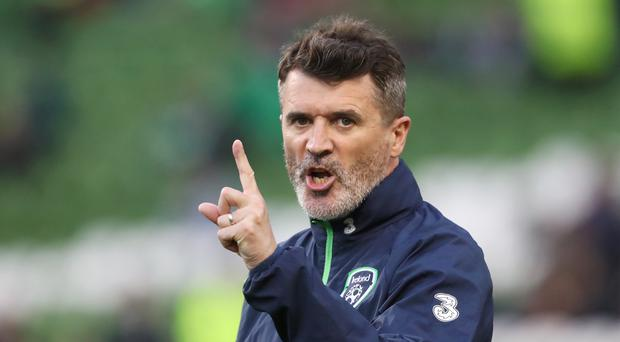Roy Keane sounds the rallying cry ahead of Ireland's World Cup showdown with Denmark