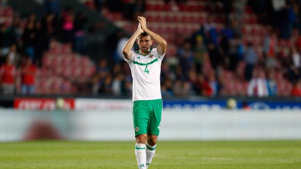 Gareth McAuley believes Northern Ireland's mentality has changed in recent years