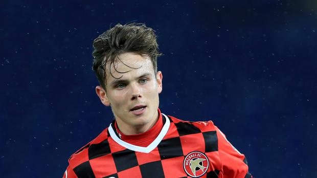 Walsall's Liam Kinsella hopes to win a second cap for the Republic of Ireland Under-21s