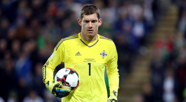 Michael McGovern knows Northern Ireland would be severely hampered by multiple suspensions