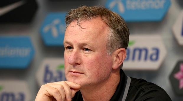 Michael O'Neill still wants to beat Norway, even if their play-off is assured