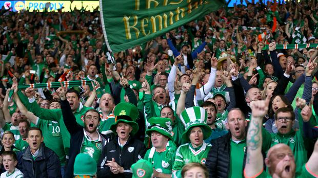 The Republic of Ireland have reached the play-offs