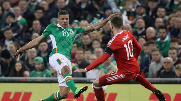 Jonathan Walters, left, has been sidelined by a knee injury