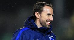 Gareth Southgate's England have climbed to 12th in the FIFA world rankings after qualifying for the World Cup