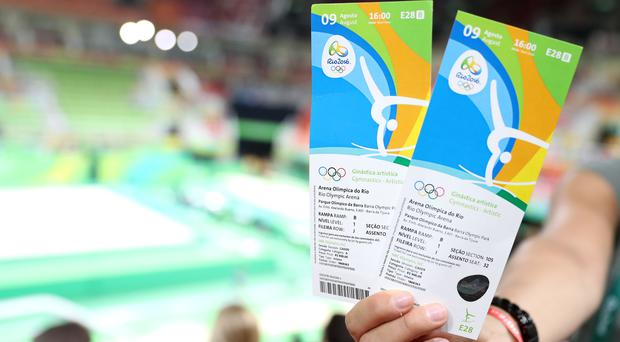 Olympic Council of Ireland cuts ties with firm linked to Rio ticket-touting case