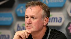 Northern Ireland manager Michael O'Neill has admitted a drink-driving charge