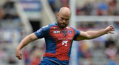 Wakefield half-back Liam Finn will be hoping to take his impressive domestic form into the World Cup with Ireland
