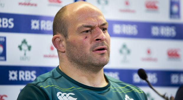 Ireland captain Rory Best is in line to return for Ulster this weekend after a hamstring issue