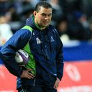 Pat Lam, pictured, worked with Bundee Aki at Connacht