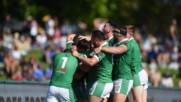 Ireland will be aiming to make it two wins out of three in their group when they meet Wales in Perth this weekend