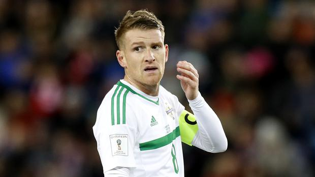 Steven Davis will win his 100th cap for Northern Ireland on Thursday
