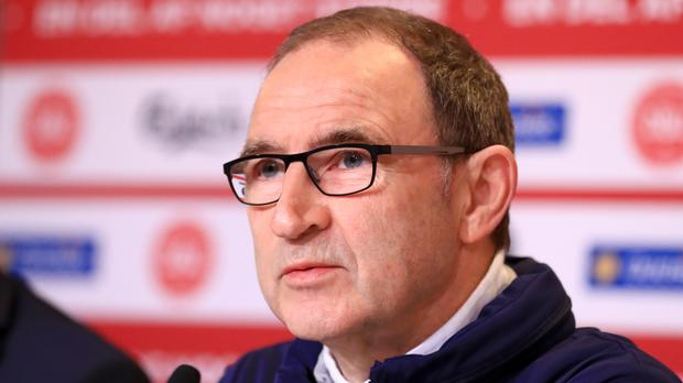 Martin O'Neill is looking to lead the Republic of Ireland to back-to-back major tournaments