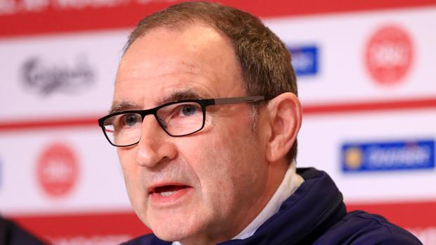 Martin O'Neill is pinning his World Cup hopes on the Republic of Ireland's self-belief