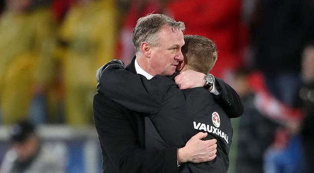 Scotland make official approach for Michael O'Neill