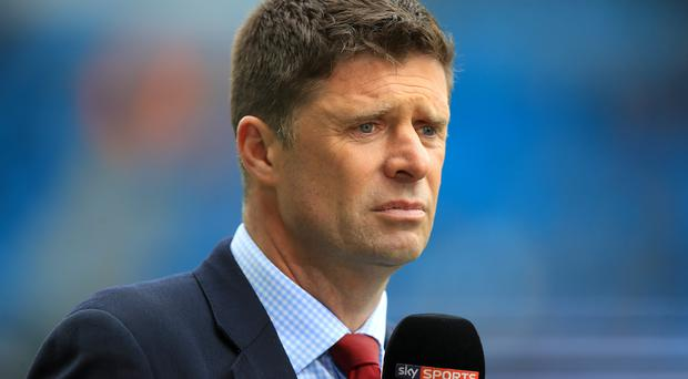 Niall Quinn voiced his disappointment at Ireland's defeat