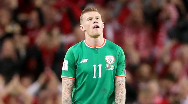 James McClean has promised the Republic of Ireland will bounce back from World Cup disappointment