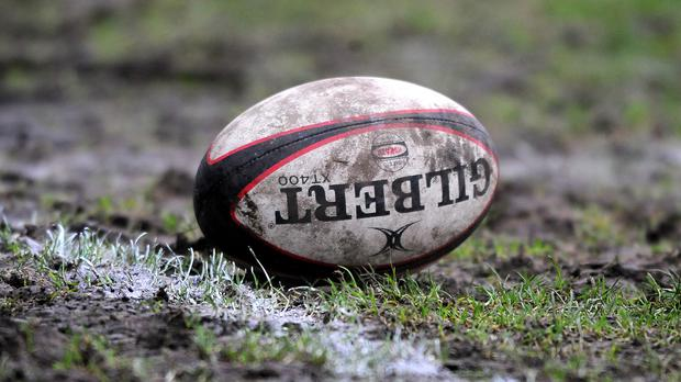 Leicester Tigers now sit in third place in the Aviva Premiership standing (stock picture)