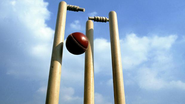 Ireland bowled Scotland out on the third day in Dubai
