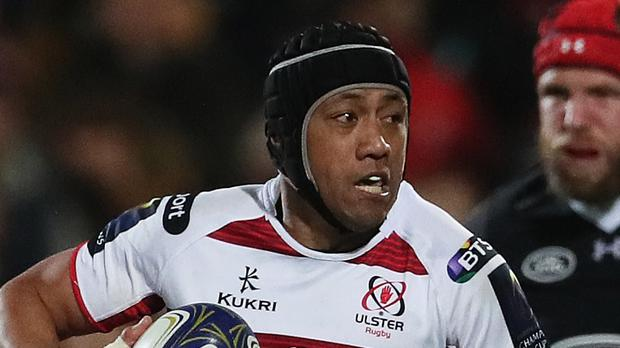 Christian Lealiifano scored a late try but failed to convert