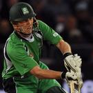 Andrew White earned 61 one-day and 18 Twenty20 international caps for Ireland