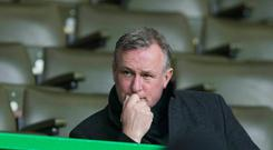 Northern Ireland manager Michael O'Neill is still weighing up his future