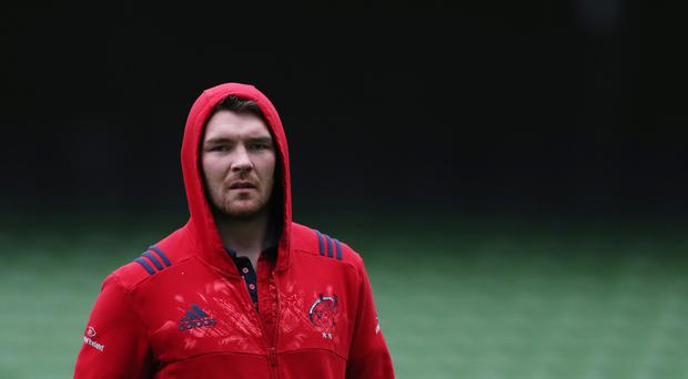 Munster captain Peter O'Mahony has committed his future to the province and Ireland