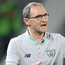 Ireland manager Martin O'Neill. Photo: PA