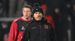 Ulster head coach Les Kiss saw his team score a thumping win over Harlequins
