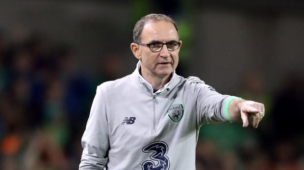 Martin O'Neill's Republic of Ireland side will face Turkey in Antalya on March 23