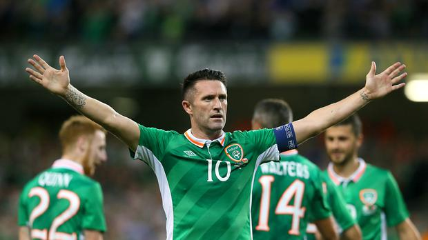 Striker Robbie Keane could make an emotional return to Wolves.