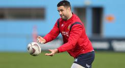 Conor Murray scored a brace of tries for Munster