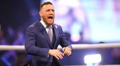Conor McGregor could be stripped of his UFC lightweight title