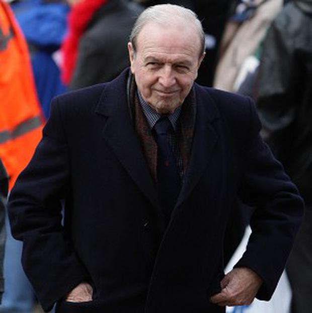 Jimmy Armfield. Photo: PA