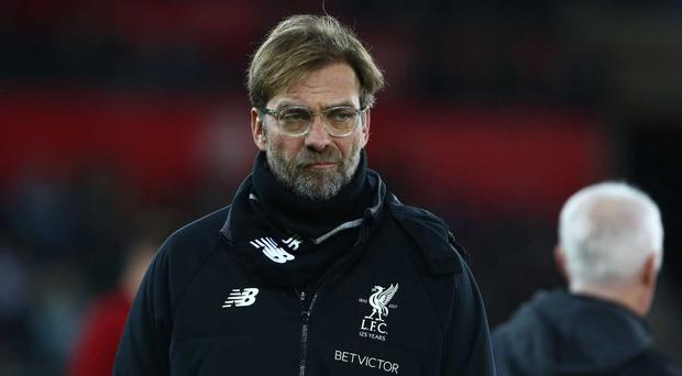 Liverpool boss Jurgen Klopp had few excuses after his side's defeat against Swansea (Getty)