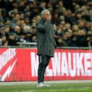 Jose Mourinho offered up few excuses after his side's Wembley beating