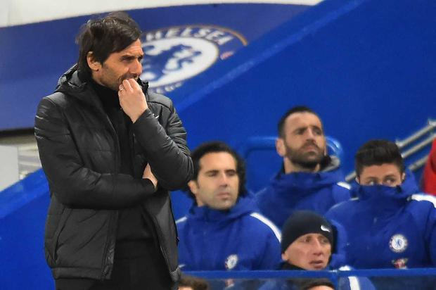 Antonio Conte left stunned by his side's humbling against Bournemouth