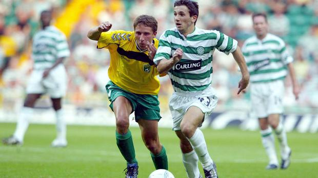 Liam Miller, who fulfilled his boyhood dream of playing for Celtic, has lost his battle with cancer at the age of 36